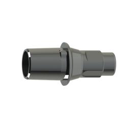 C-029-000002 | ICX Adhesive abutment hex