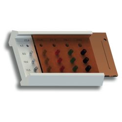 C-027-000100 | ICX-Drillstop Box